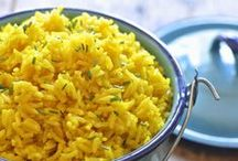 •FOOD: rice