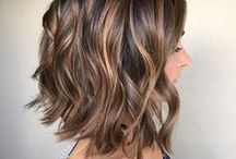 Hair: trends & style ideas // Прически: тренды и стильные идеи