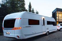 Hobby caravane
