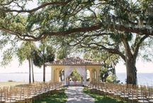 Powel Crosley Estate Weddings / Seagate, the Powel Crosley Estate, was built in 1929 for Powel Crosley's wife, Gwendolyn. Today the bayfront Mediterranean Revival-style structure, which has features like a circular tower and a carriage house. The powel crosley estate is situated right on the Sarasota bay waterfront. Check us out at www.sarasotaweddinggallery.com/powel-crosley-estate. Or Call us at 941.923.9700 We would love to plan your wedding with you.