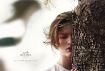 """God"" Hermes in Aegina / Hermes advertising campaign for #spring #summer 2012 was shot on #Aegina by one of the world's famous photographers, Nathaniel #Goldberg. The photos were taken near one of the oldest olive trees..."