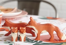 Crafty Like A Fox / Bring the craftiness of the fox in a baby shower theme with an orange palette that allows everyone to get playful. / by HUGGIES Baby Shower Planner