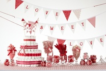 Love Sweet Love / When it comes to your baby shower, the room just seems to be filled with more love. With cake, smiles, and stories to swap, there will be plenty of full hearts to fill the room.  / by HUGGIES Baby Shower Planner