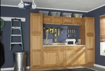 Garage Solutions & Ideas / by DonJudy Appel