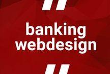 Banking webdesign