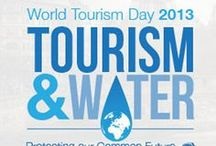 "World Tourism Day 2013 / World Tourism Day (WTD) is a thematic event held every year on September 27, underscoring the socio-economic impact of tourism. This year's World Tourism Day theme, ""Tourism and Water - Protecting Our Common Future"", focuses on tourism's significant role and contribution to worldwide water conservation efforts. / by Visit Greece"