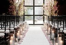 Wedding Inspiration  / Follow this board to get inspired for your wedding or special event! Includes decor, floral arrangements, colors, seating and more!