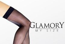 Glamory / A brand which is devoted to designing beautiful, well-fitting and exciting legwear, exclusively for curvy women! http://www.uktights.com/glamory