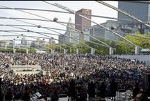 Chicago Events and Festivals / Find out about the best events and festivals throughout the year when visiting Chicago!