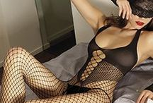 Beautiful Bodystockings / Bodystockings are a growing trend between celebrities and not so celebrities. Do you dare to wear a sexy bodystocking? More designs available at  https://www.uktights.com/bodystockings