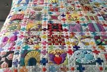 Quilts / by Zsuzsi Vig