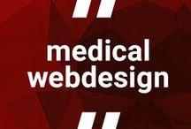 Medical webdesign