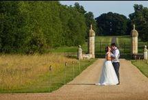 Hengrave Hall Wedding Photography / Stunning wedding venue