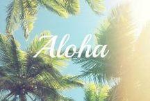 Hawaii / The destination that inspired by newest fragrance, Hawaiian Plumeria.