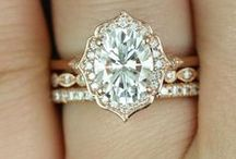 The Rock / Engagements rings that make you drool