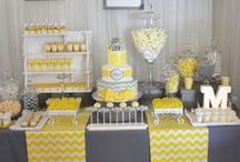 Showering Babies / Ideas for baby showers / by Audrey Howser