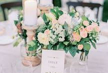 Spring Wedding Inspiration / Getting that Ring by Spring in style! Spring wedding dreaming full of fresh flower blooms, light and bright colors, and a hint of whimsy!
