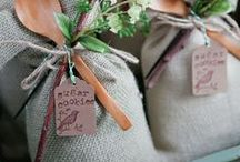 Wedding Favors / Gifts and favors for the big day.
