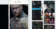 Web and Mobile UI Design