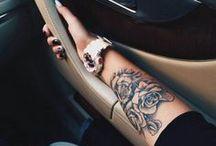 T A T T O O / Tattoos that I like and I want them in future