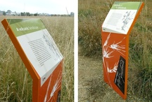 EGD — Interpretive Signage / by Amy Rees