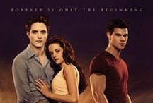 Twilight, New Moon, Eclipse & Breaking Dawn / The Twilight Saga... Great Books... Great Movies and the Stars that Played the Parts:) / by Jim Herbert