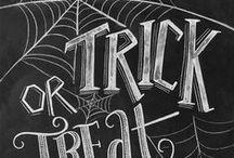 Fall, Halloween & Thanksgiving Ideas / by Robin Chirdon