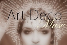 Erte and Art Deco Inspirations / All Things #Art #Deco