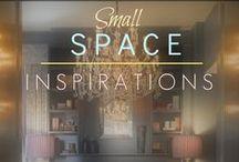 Double-Duty Decor Inspirations For SMALL Spaces / Decor inspirations with dual purposes for small space #Apartment #Condo #Office #LoftSpace #Studio #SmallSpace #Decor
