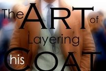 Men's C O A T Envy (His) / #Men #Men's #Fashion #Men'sFashion #Coats