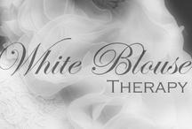 W H I T E   Blouse/Shirt Envy / White Shirts and Blouses