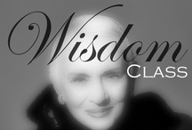 Wisdom Class: Vintage Chic and Strengthis / #Beauty #Women #Marriage #Gentlemen / by The Concierge Therapist ®