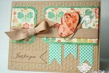 cards  / by Jennifer Garlinger