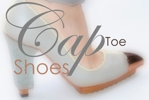 C A P - Toe Shoe Obsession for Her / by The Concierge Therapist ®
