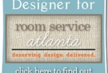 Room Service Atlanta / The beautiful space we created through the amazing organization, Room Service Atlanta.