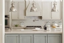 Kitchens to Remember / The kitchen is the heart of the home, why not make it beautiful!  / by Kandrac & Kole Interior Designs