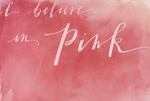 marlaine ♥ pink / la vie en rose
