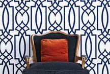 Blue and White / Blue and white rooms for classic spaces! / by Kandrac & Kole Interior Designs