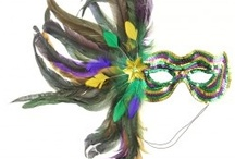 Mardi Gras, Masks & Crowns