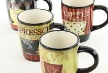 Glasses, Cups, & Mugs