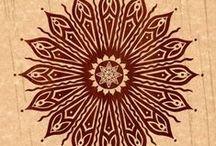 Mandalas / Mandalas everywhere... / by Tori Martinez