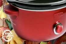 Cooking Crockpot recipes