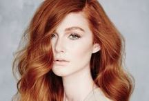 Seeing RED! / Hair Ideas from The Lily Jackson Hair + Makeup Team