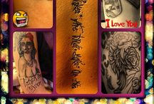 Tattoos / by Tierra Fuentes