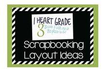 Scrapbooking Layout Ideas
