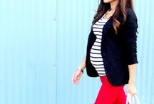 maternal style / maternity style - fashion / by Michele VanOrden