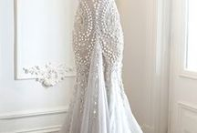 Eddicia's Wedding Dress / We can pin all dresses for you and your bridesmaids,,, / by Keshia Mosley
