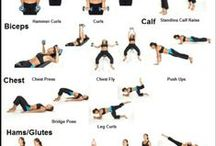 Exercise/ fitness / by Robin Klein