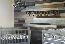 home design - nursery boy / Nursery design for little boys
