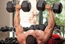 Workout / Fitness & Health / by Jim Herbert